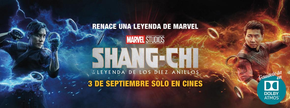 C - SHANG CHI